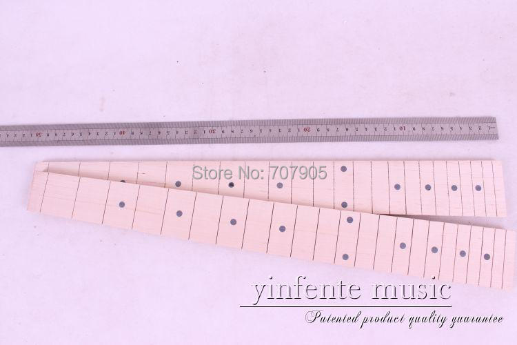 maple  electric Guitar Fretboard  22 fret 648mm 25.52 pcs Parts High quality 3# new arrival spring autumn children clothing set 100% cotton boy leisure navy style long sleeve t shirt pants suit free shipping