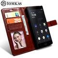 Carteira case para oneplus 2 luxury leather flip case capa do telefone para oneplus2/oneplus 2