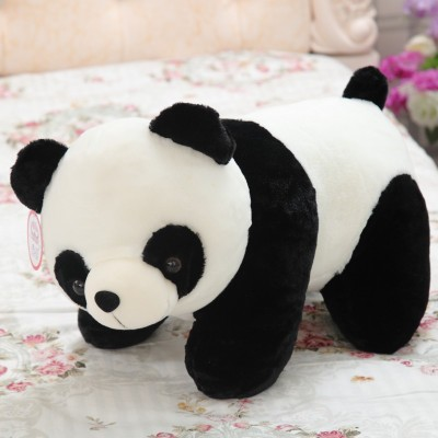 large 70cm panda doll panda plush toy soft pillow , birthday gift   x134 65cm 1pcs panda plush toy doll cute doll girl standing panda birthday gift wedding gift giant panda stuffed animal free shipping