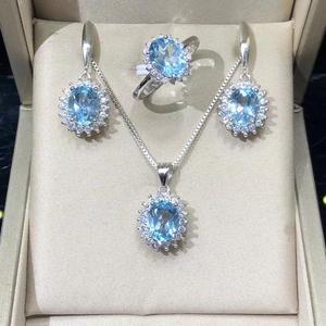 Fine Jewelry set Pendant Neckl