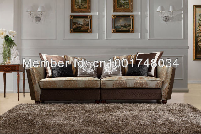Beau 2014 Promotion Set No Antique Luxor Sofa New Classic / Middle East Style  Living Room Furniture