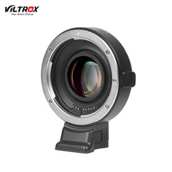 Viltrox EF-E II Lens Mount Adapter AF Auto Focus Reducer Speed Booster Adapter for Canon EF Lens to Sony E-mount Camera Original