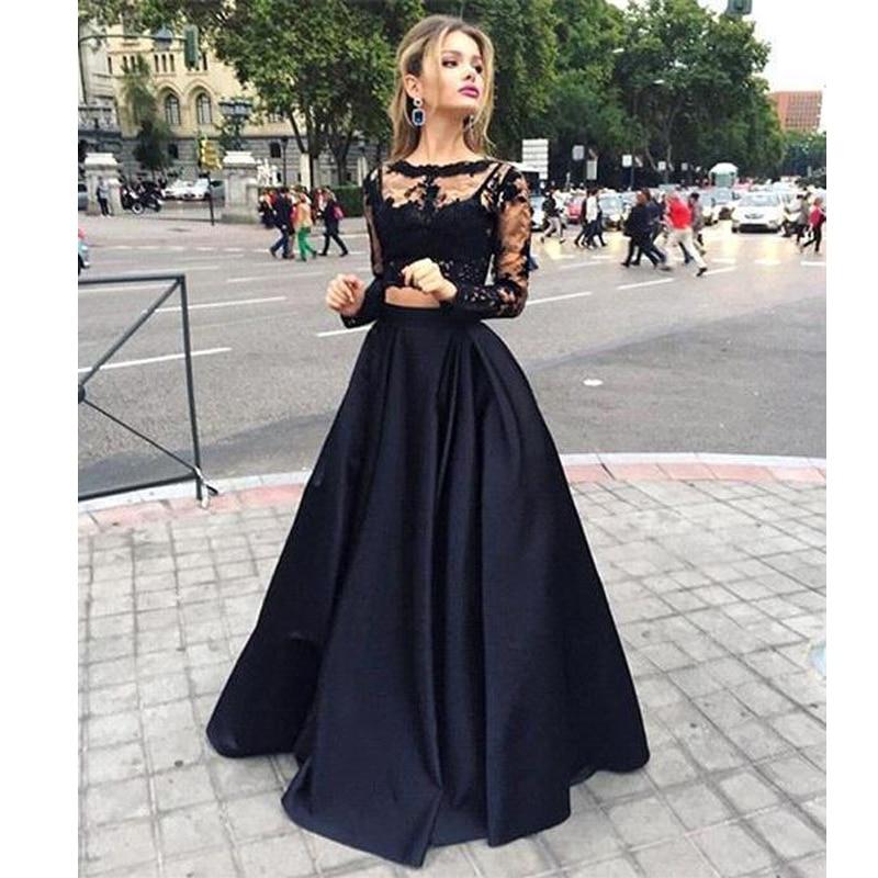 Платья и длинные юбки из кружева