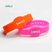125khz EM4100 TK4100 Wristband RFID Bracelet ID Card Silicone Band Read Only Access Control Card ic id dual rfid card em4100
