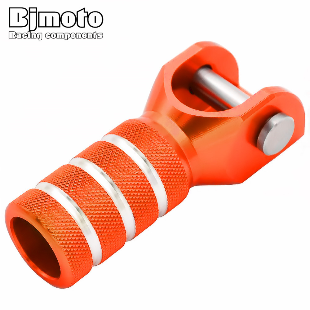 BJMOTO CNC Gear Shifter Shift Lever Tip For KTM SX SXF SXS EXC EXCF EXCW XC XCF XCW XCFW MX SMC SMR MXC SIXDAYS