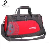 Travel Duffle Bag Sport Bag Fitness Gym Handbags Yoga Tote Basketball Soccer Bag Independent Shoes Layer