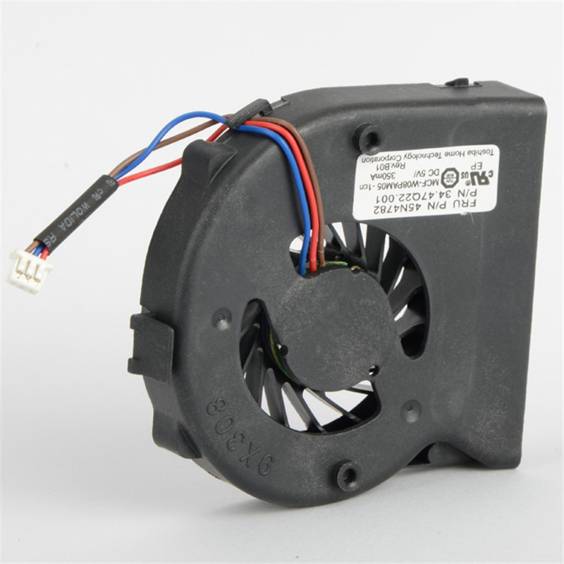 MOOBOM Laptops Replacements Cpu Cooling Fans Fit For IBM Thinkpad X200 X201I X201 Notebook Computer Accessories Cooler Fans P25