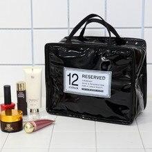 Mode étanche déjeuner sac moyen taille pvc pique-nique sac conservation de la chaleur paquet PU sac à main toile banquise coloré