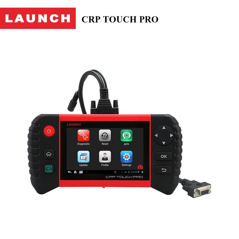 Prix pour Launch Creader CRP Tactile Pro Complète Du Système De Diagnostic EPB/DPF/TPMS/Service Wi-Fi Mise À Jour En Ligne De Voiture/Auto Diagnostic Scanner