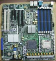 S5000PSL 1U dual Xeon server boards support 53 771 DHL EMS free shipping Used disassemble