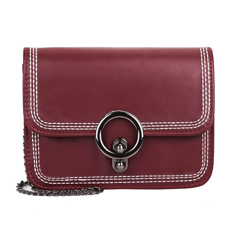 Womens bag New fashion Color diversity Casual envelopes Small bag Womens single shoulder bag
