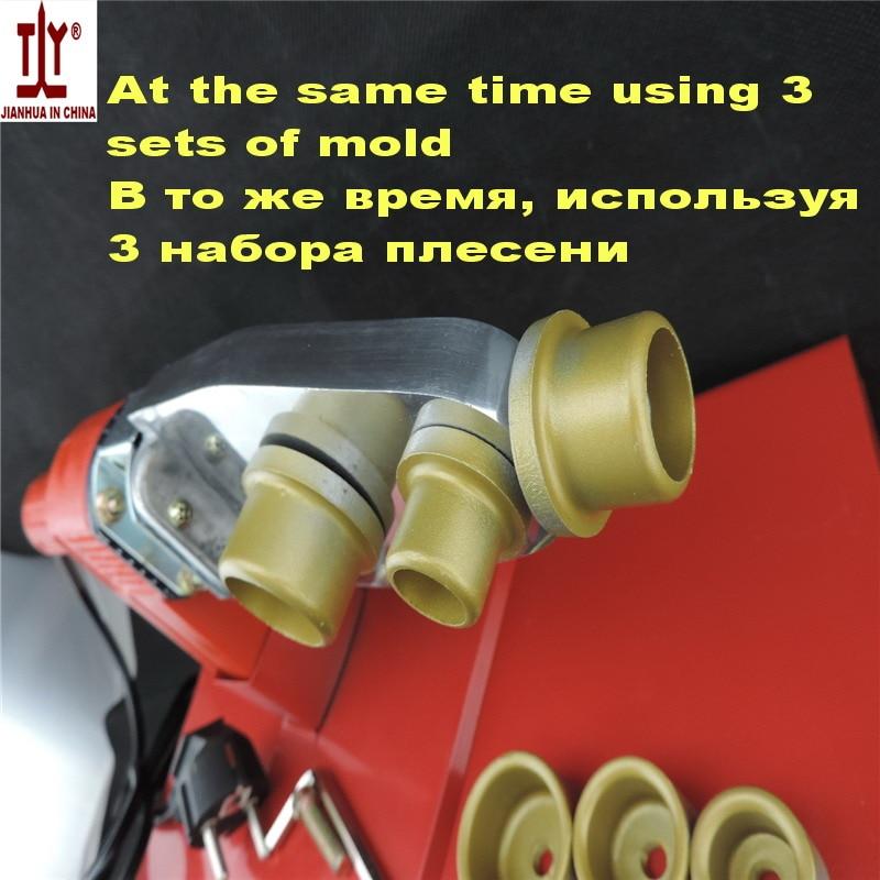 DN20-32mm AC 220 / 110V 800W tikras elektroninis termostato - Suvirinimo įranga - Nuotrauka 2