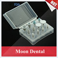 New  4 pcs Stones RA + 8 pcs Silicon RA Dental Composite Finishing and Polishing Burs Grinding Drills