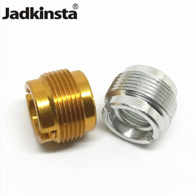 Jadkinsta 3/8 dişi 5/8 erkek vida adaptörü dönüştürücü mikrofon standı klipleri mikrofon standı tutucu adaptörü