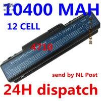 HSW 12 komórki laptop battery AK.006BT. 020 AK.006BT. 025 5732Z 5735 5737Z AS07A31 do Acer Aspire 5738 5740 5740G 7715Z AS5740