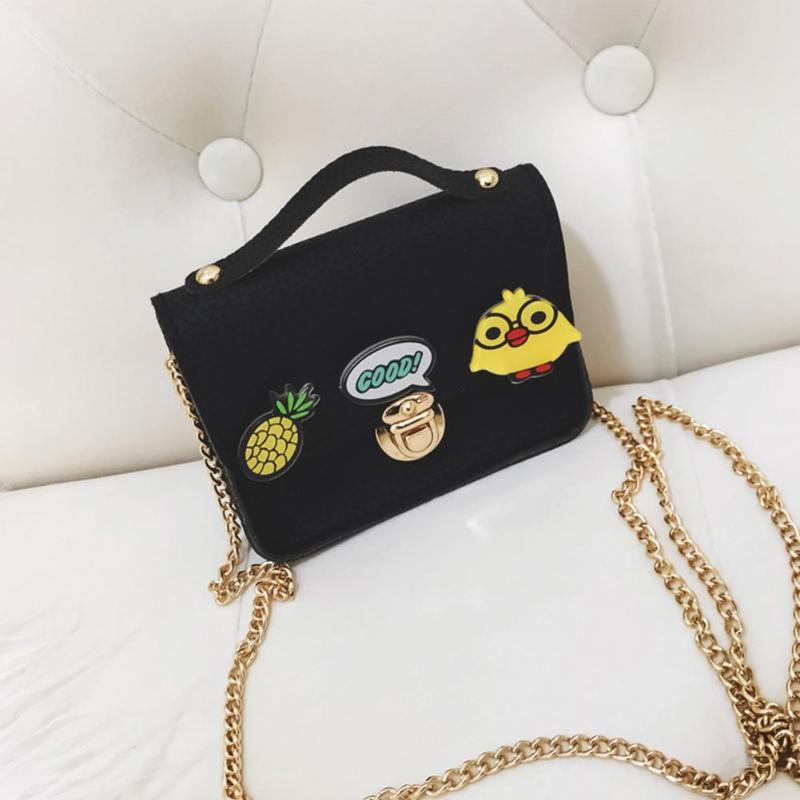 181c66341a60 Kids Chain Messenger Bag Cute Princess Baby Girls Sweet Lovely ...