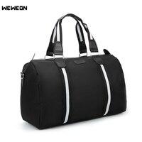 Training Gym Bag Men Women Vintage Canvas Sports Bag For Fitness Outdoor Traveling Storage Handbags Durable