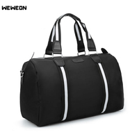 Training Gym Bag Men Women Vintage Canvas Sports Bag For Fitness Outdoor Traveling Storage Handbags Durable