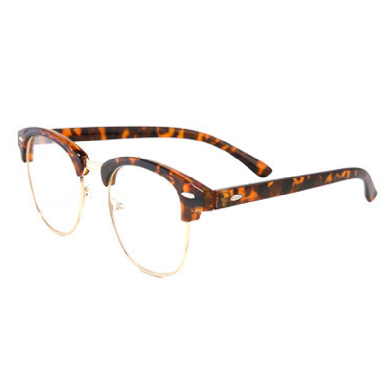 Browline Full-Rim Fashion Optical Frame Eyeglasses For Women And Men With 4 Optional Colors 5161
