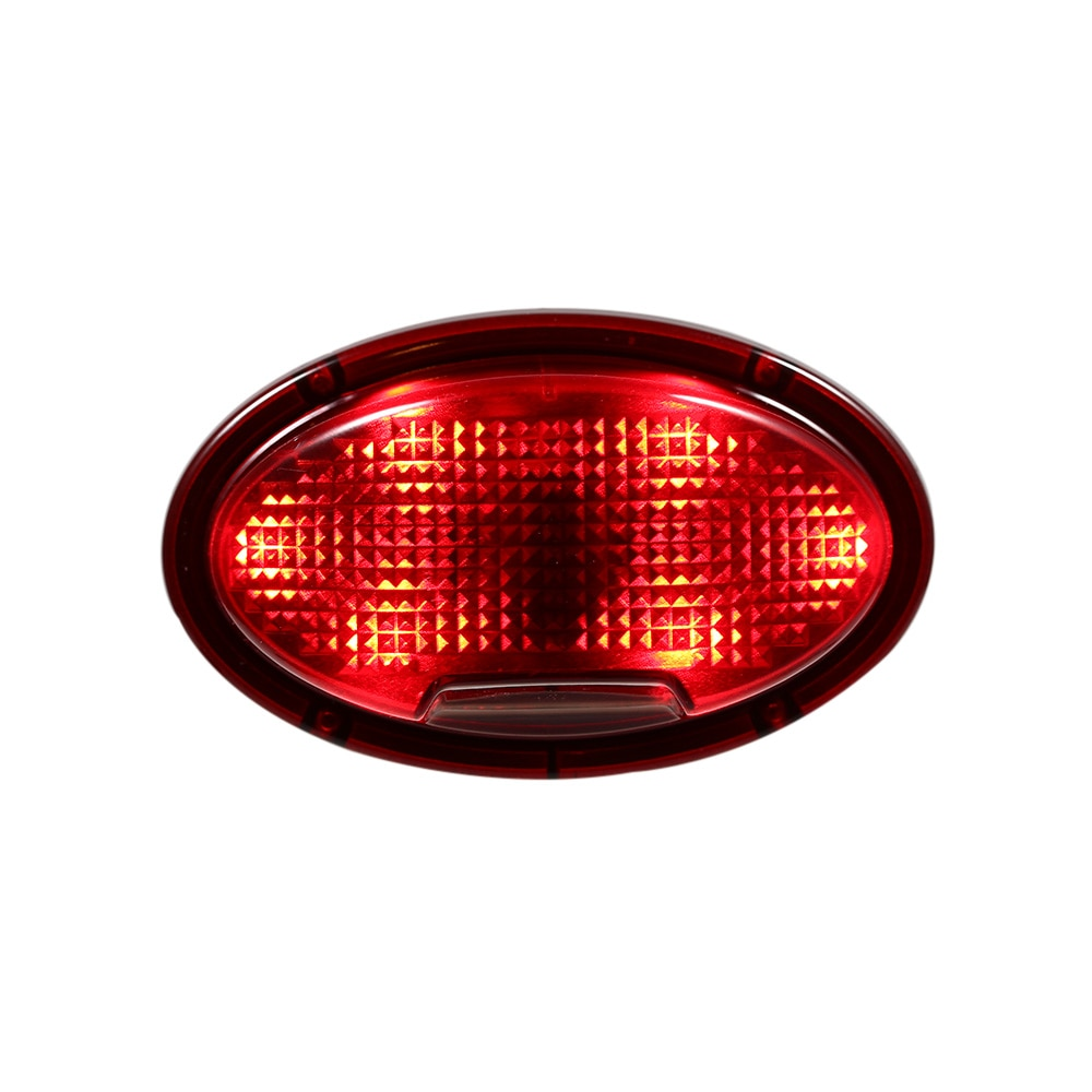 Bike-Light Bicycle Waterproof Rear LED Red Safety Warning