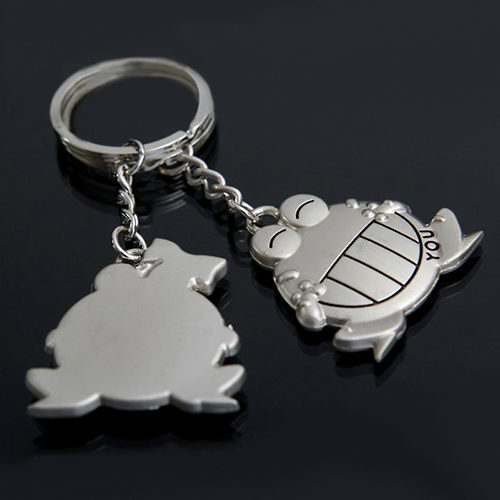 1 Pair Love You Big Mouth Frog  Keychain for $4.99 with Free Shipping  1