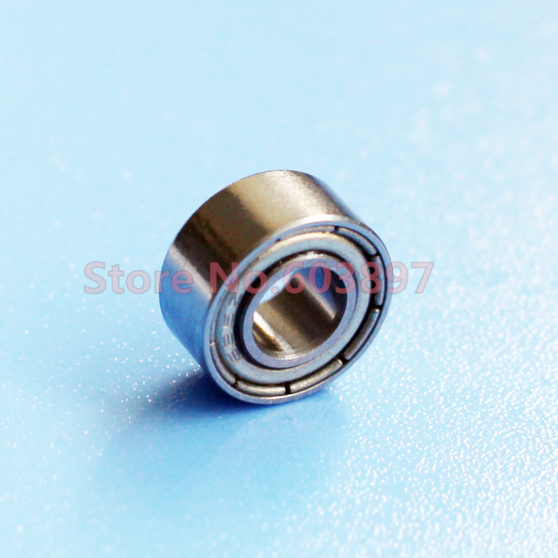 6x17x6 mm 5 PCS 440C Stainless Steel Ball Bearing Bearings S606ZZ 606ZZ