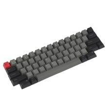 Üst baskılı boş OEM profil kiraz profili için PBT HHKB düzeni MX anahtarları mekanik klavye ücretsiz kargo