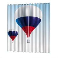 Beach Curtain Tulle Door Window Series Printed 132x245cm Curtains Living Room Bedroom Blackout Curtains Cortinas Estampadas