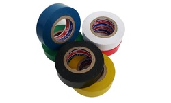 Mainpoint high quality 1pc insulation tape vinyl electrical tape 19mm wide 20 m hand tool.jpg 250x250