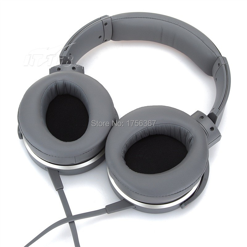Купить с кэшбэком Original earmuffs Ear pads replacement (Cushion) for Sony MDR-XB950AP XB950AP headphones ear caps headset ear cups