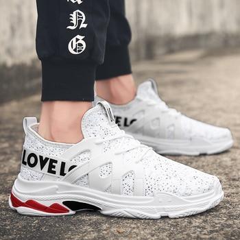 e9ddad4d Nuevas zapatillas de deporte para Hombre de 2019 de moda para Hombre, Zapatos  casuales transpirables