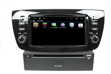 For FIAT Doblo font b car b font dvd player GPS with capacitive multi touch screen