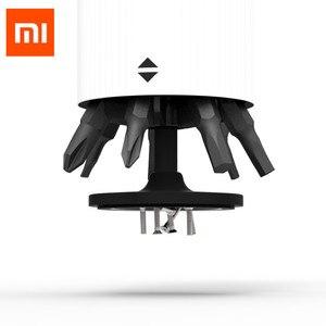 Image 3 - Xiaomi Mijia wowstick wowcase สกรูไฟฟ้าเจาะหัวกล่องสำหรับ Mijia และ 1fs Pro,1 P + ชุดสกรู