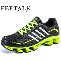 Men Or Women Running Blade Sneakers Wear Resistant Breathable Jogging Shoes Trekking Travelling Elastic Zapatos