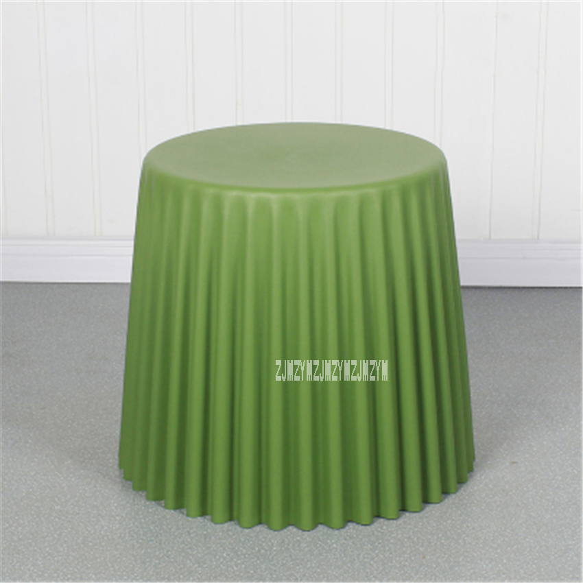 Creative European Style Small Stool WL086 High-quality Home Thickened Stool Modern Design Living Room Fashion Plastic Low StoolCreative European Style Small Stool WL086 High-quality Home Thickened Stool Modern Design Living Room Fashion Plastic Low Stool