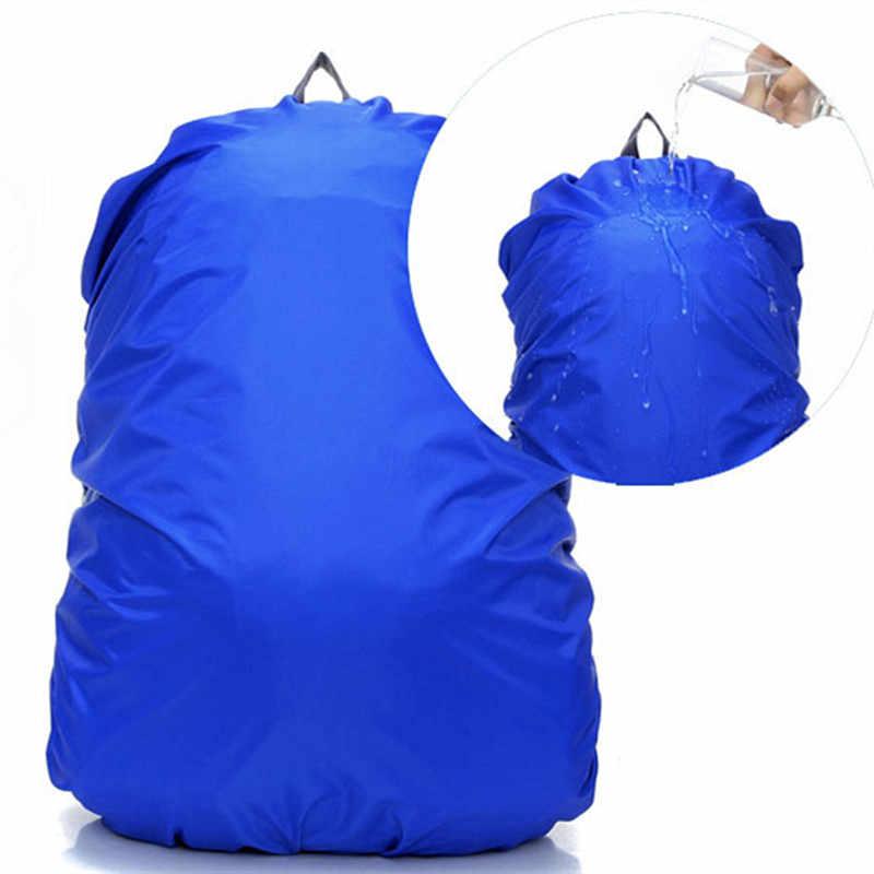 60L Açık Su Geçirmez Sırt Çantası Koruyucu Kapak Seyahat Kamp Zammı Döngüsü Seyahat Aksesuarları Toz Çanta Kapakları Bagaj Taşıyıcı Yağmur