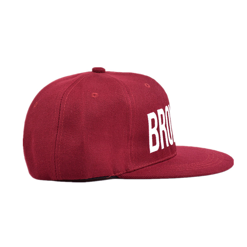 f0a92f70 BLONDIE BROWNIE Embroidery Hot Sale Snapback Hats Cotton Couple Tennis Caps  Hip-Hop Adjustable