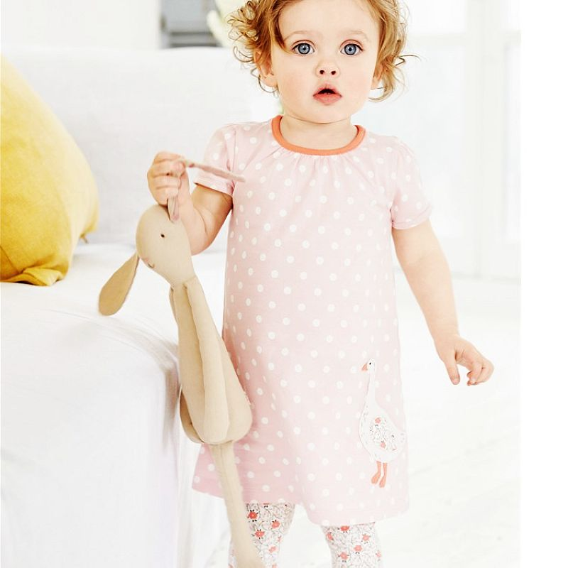 Подробнее о Baby Girls Clothing Sets with Animal Appliques 2017 Brand Kids Summer Clothes Girls Outfits Dress+Pants Robe Fille Children Set baby girl dress 2016 brand girls summer dress children clothing lemon print kids dresses for girls clothes robe princesse fille
