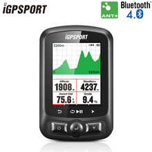 IGPSPORT IGS618 Wireless Cycling Computer GPS Bike Speedometer Speed Sensor Heart Rate Sensor Computers Support 15 Languages