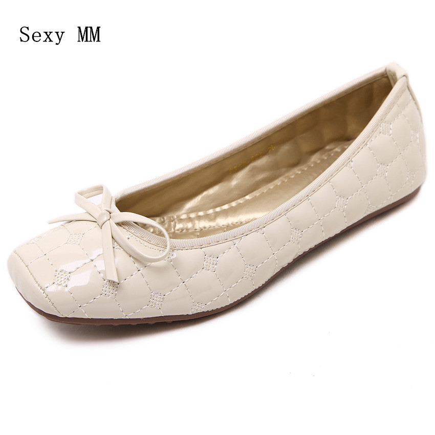 Ballet Flats Women Flat Shoes Fashion Loafers Round Toe Slip-On Shoes Woman Casual Soft Comfortable  women shoes women ballet flats shoes for work flats sweet loafers slip on women s pregnant flat shoes oversize boat shoes d35m25