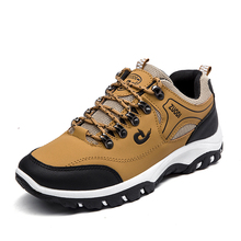 Men Casual Shoes Spring Autumn Lace-Up Style Non-slip Fashion Male Outdoors Tourism Shoe New Arrival High quality