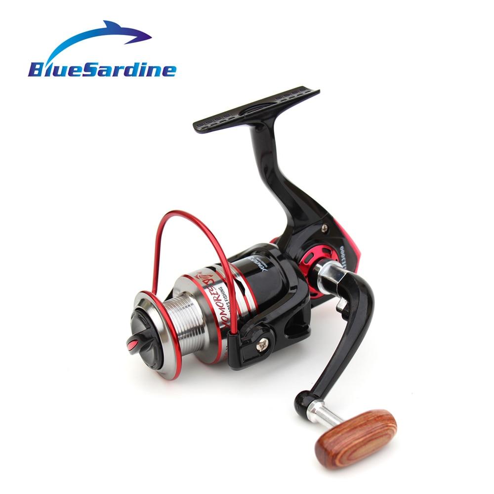 11BB 5.1: 1 Spinning Fishing Reel Fishing Facking Carp Fishing Metal - თევზაობა - ფოტო 2