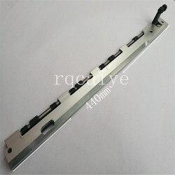 4 sztuk chwytak bar wiatrak 13*18 T-płyta dociskowa  części zamienne maszyna drukarska długość 440mm