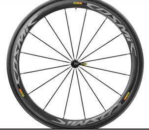 24 Pieces/set 2017 Two Wheels Rim Set Stickers for Road Bike Bicycle Mavic Cosmic Pro Ca ...