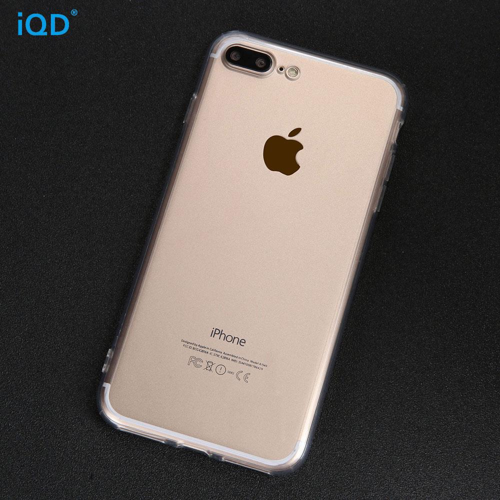 IQD iPhone X 8 7 Plus- ի պատյանների համար բարակ - Բջջային հեռախոսի պարագաներ և պահեստամասեր - Լուսանկար 5