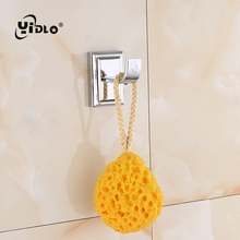 Bathroom Brass Robe Hook Solid Brushed Towel Coat Copper Metal Wall Hooks Hat Hanger Kitchen Bathroom Rustproof Towel Hooks Tool