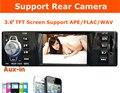 12V 3 inch Car MP5 Player Car Radio Receiver SD/MMC/USB/FM Stereo In Dash Head Unit For iPhone Samsung Rear Camera Aux-in