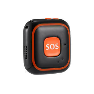 Fall Alarm GPS Sos-Button Elderly-Care Senior GSM V28 Tracking Talking-Geo-Fence Real-Time