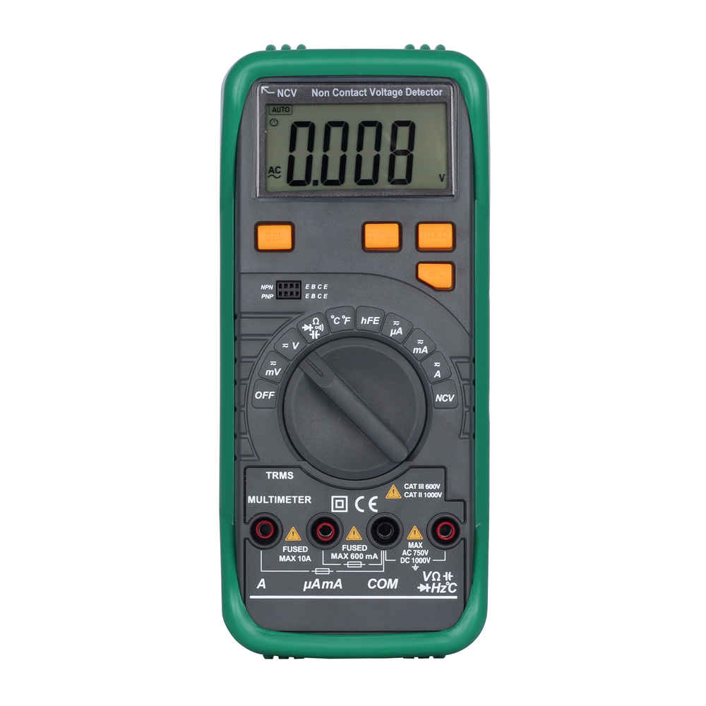 Aimometer Ms8268n pro 6000 Counts Autorange Digital Multimeter With Capacitance Hz Mesurement  цены