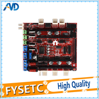RAMPS FD Shield Ramps 1.4 Control Board 32bit Cortex M3 ARM Improved Version For Arduino Due Ramps Motherboard 3D Printer